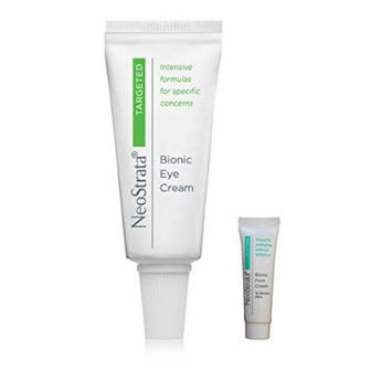 NeoStrata Bionic Eye Cream PHA 4 - 0.5 oz (15 g) + Free Travel Size NeoStrata Bionic Face Cream PHA 12 - 0.35 oz