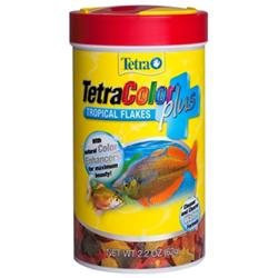 Royal Pet Products United Pet Group Tetra 77246 Tetracolor Plus 2.2 Ounce