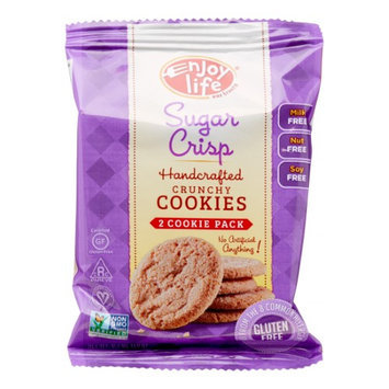 Enjoy Life Foods Enjoy Life Cunchy Cookie Packs - Sugar Crisp - 1 oz - 12 ct