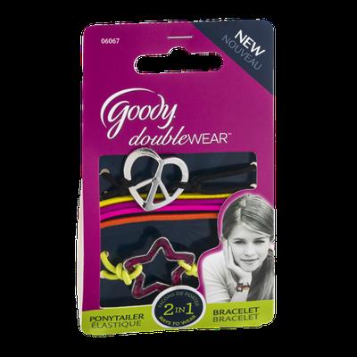 Goody Doublewear 2 In 1 Ponytailer Bracelet