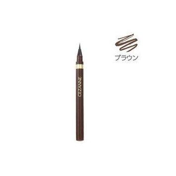 CEZANNE Ultra Fine Eyeliner N Made in Japan Canmake (Brown)