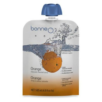 Bonne O Naturally Flavored Syrups - Orange-NO COLOUR-One Size