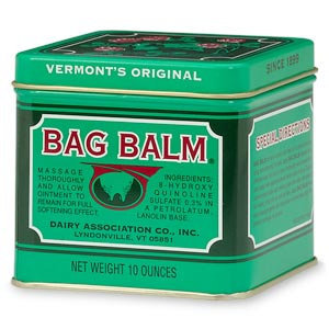 Vermont's Original Bag Balm Protective Ointment
