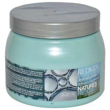 Redken Nature's Rescue Cooling Deep Conditioner for Unisex, 16.9 Ounce