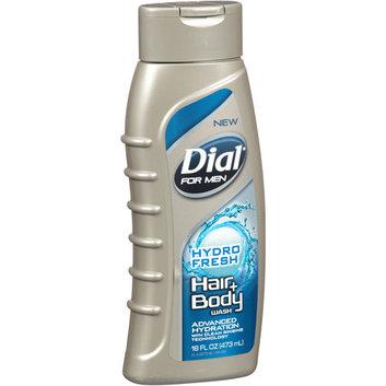 Dial® for Men Hydro Fresh Hair + Body Wash