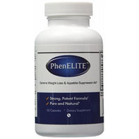 PhenElite Extreme Weightloss and Appetite Suppression Dietary Supplement 6 Bottles 360 Capsules