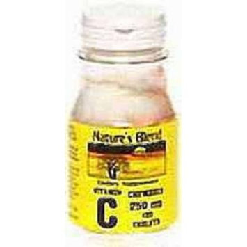 Nature`s Blend Vitamin C 250mg Chewable Tablets 100 ct