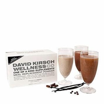 David Kirsch Wellness Protein Plus Chocolate 20 ct