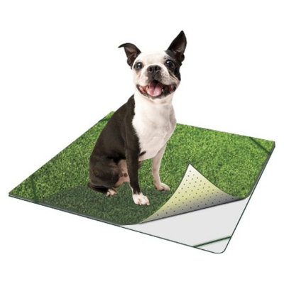 PoochPad Indoor Turf Dog Potty PLUS - Small