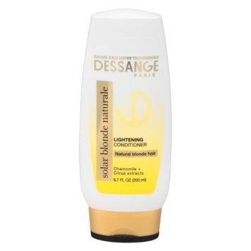 Dessange Paris Solar Blonde Naturale Brightening Conditioner- 6.7 oz