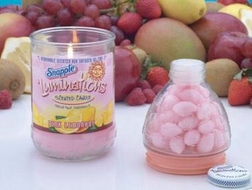 Snapple Luminations Pink Lemonade Candle & Infuser
