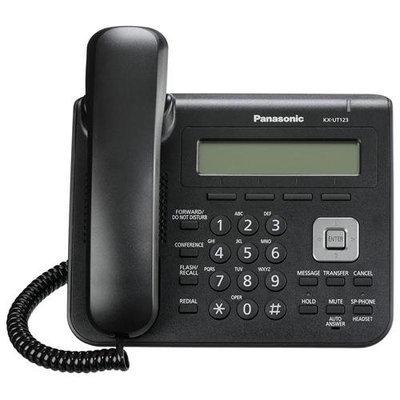Panasonic KX-UT123-B Basic Sip Phone