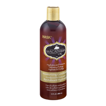 Hask Macadamia Oil Moisturizing Conditioner