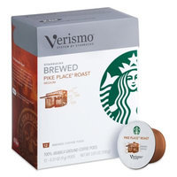Verismo? Pike Place? Roast Brewed Coffee Pods