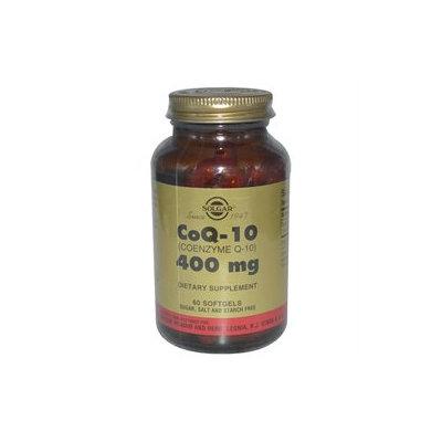 Solgar CoQ-10 - 400 mg - 60 Softgels