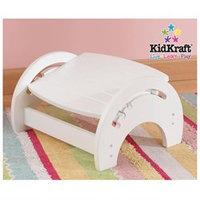 KidKraft 15101 - Adjustable Stool For Nursing White