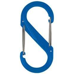 Nite Ize S-Biner Plastic Size 2 - Blue