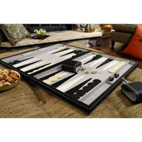 GLD Products Main Street Classic Backgammon Set