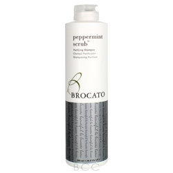 Brocato - Peppermint Scrub Detoxifying Shampoo 10oz