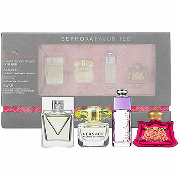 Sephora Favorites The Captivators Deluxe Fragrance Sampler For Her