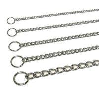 Hamilton Pet Products Hamilton Choke Chain Dog Collar