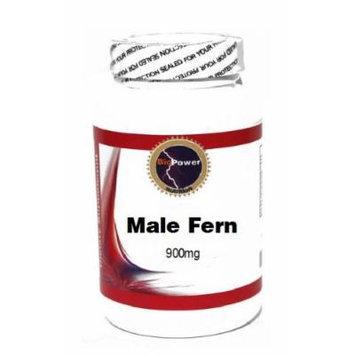 Male Fern 900mg 90 Capsules # BioPower Nutrition