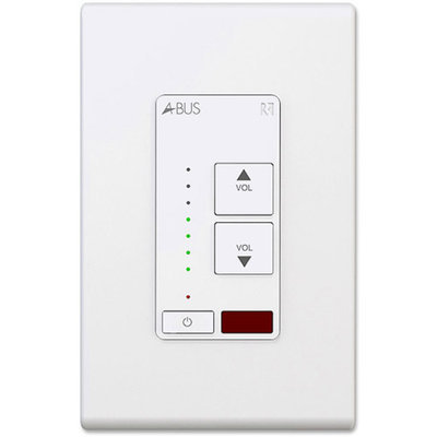 Russound RUSSOUND 2000-534591 AK4 AMPLIFIED KEYPAD WHITE