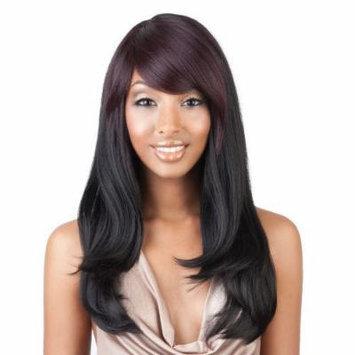ISIS BROWN SUGAR Human Blended Full Wig - BS104 (#1B - Off Black)