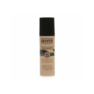 Lavera Natural Cosmetics Natural Liquid Foundation