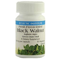 Eclectic Institute Black Walnut - 50 Capsules - Other Herbs
