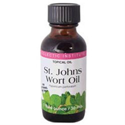 Eclectic Institute St. John'S Wort Oil - 1 Ounces Liquid - Other Herbs