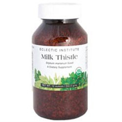 Eclectic Institute, Milk Thistle (Silybum Marianum Seed), 12 oz (340.5 g)