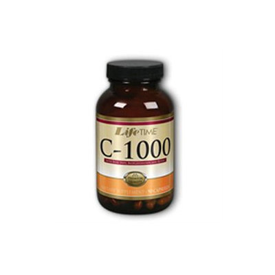 C-1000 With Rosehips, Bioflavinoids and Rutin LifeTime 90 Caps