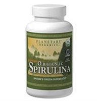 Planetary Herbals Organic Spirulina