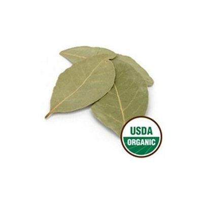 Organic Bay Leaf Whole, 1 lb, StarWest Botanicals