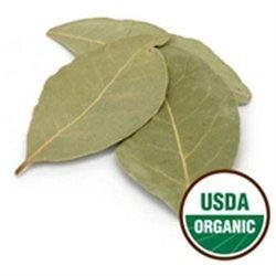 Organic Bay Leaf Whole, 1 lb, StarWest Botanicals