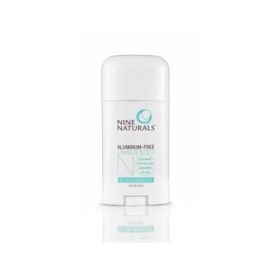 Nine Naturals Natural Unscented Pregnancy Deodorant