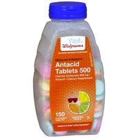 Walgreens Antacid/Calcium Supplement Tablets Regular Strength