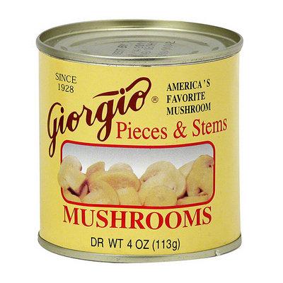 Giorgio Mushroom Pieces & Stems