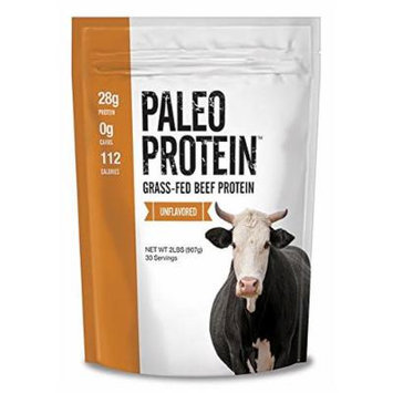 Paleo Protein Pure Beef Protein Powder (2 LBS)