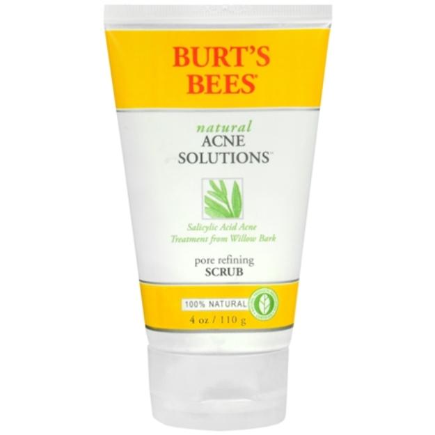 Burt's Bees Acne Pore Refining Scrub 4 oz.