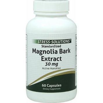 Nutritional Concepts Magnolia Bark Extract 30 mg-60 Capsules