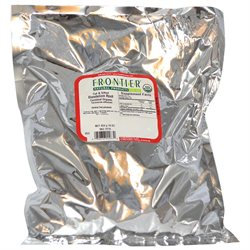 Frontier Herb 34403 Organic C-S Dandelion Root