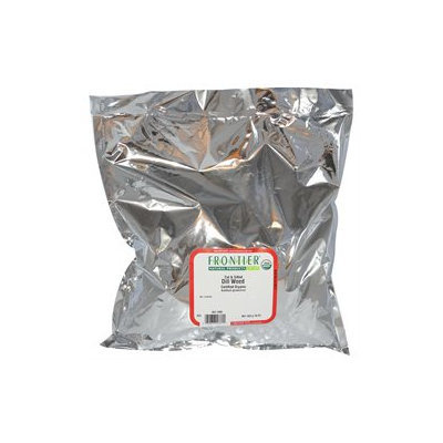 FRONTIER HERB Organic C/S Dill Weed
