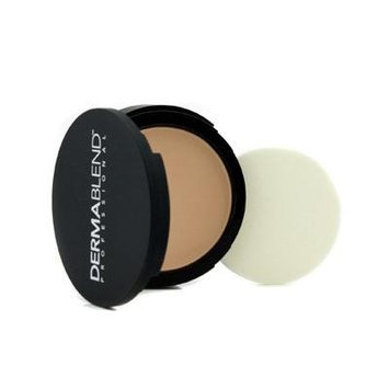 Dermablend Intense Powder Camo Compact Foundation (Medium Buildable To High Coverage) # Caramel 13.5G/0.48Oz
