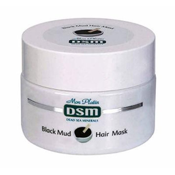Mud Hair Mask for Scalp and Hair 250ml/8.4oz Dead Sea Minerals Natural Care Beauty Israel for All Hair types Vitamins