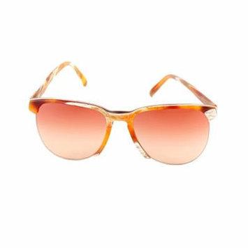 Cerruti 1881 Sunglasses CM 2902 Brown 56-17-130 Handmade in France