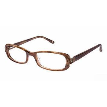 Tommy Bahama Optical Eyewear 171 in Havana ; DEMO LENS