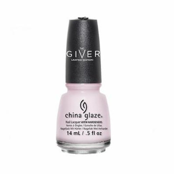 China Glaze The Giver Nail Lacquer, Friend Forever, Right, 0.5 Ounce