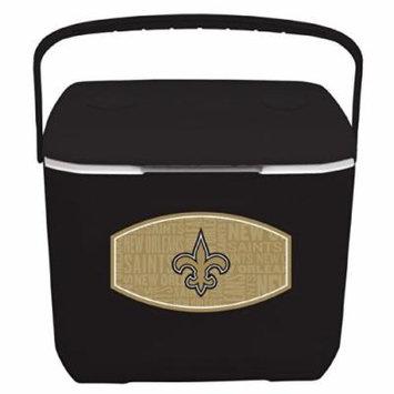 NFL New Orleans Saints 30-Quart Excursion Cooler